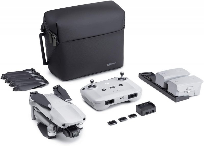 DJI Mavic Air 2 Fly More Combo Drone