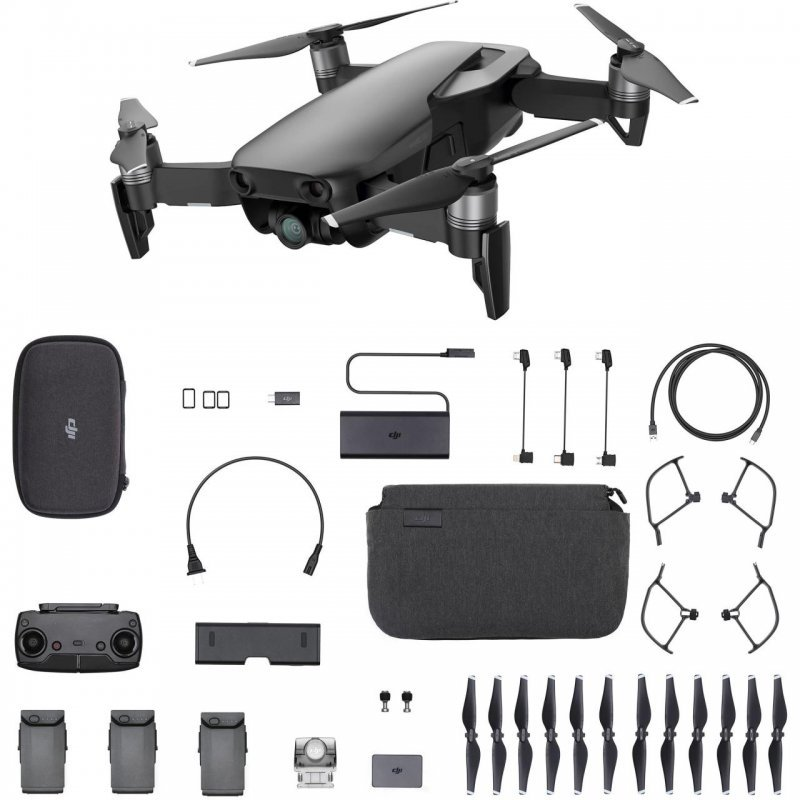 Mavic Air - Flymore Combo Onyx Black