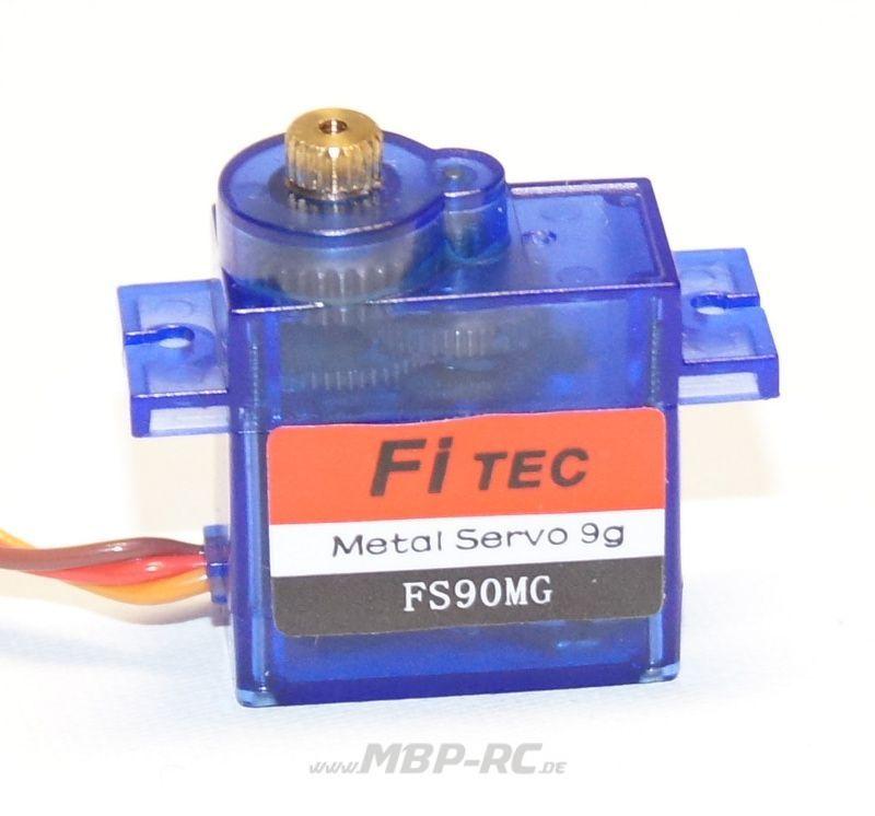 9G FS90MG - Servo Micro 6V/1,8kg Metall