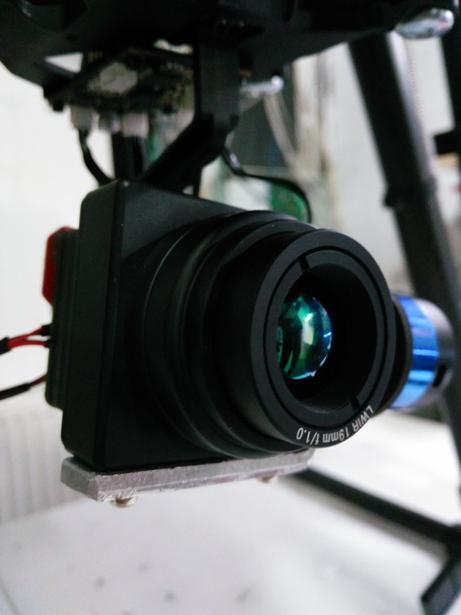 Avestech Termal Kamera 50Hertz - 19MM Lens