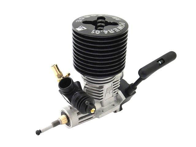 E-2501A - Nitro Motor