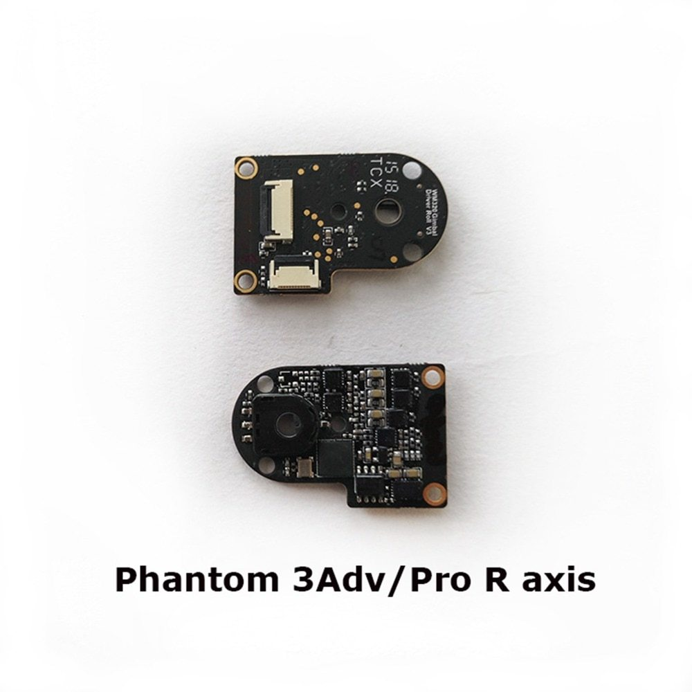 Phantom 3 Pro/Adv Roll Kartı