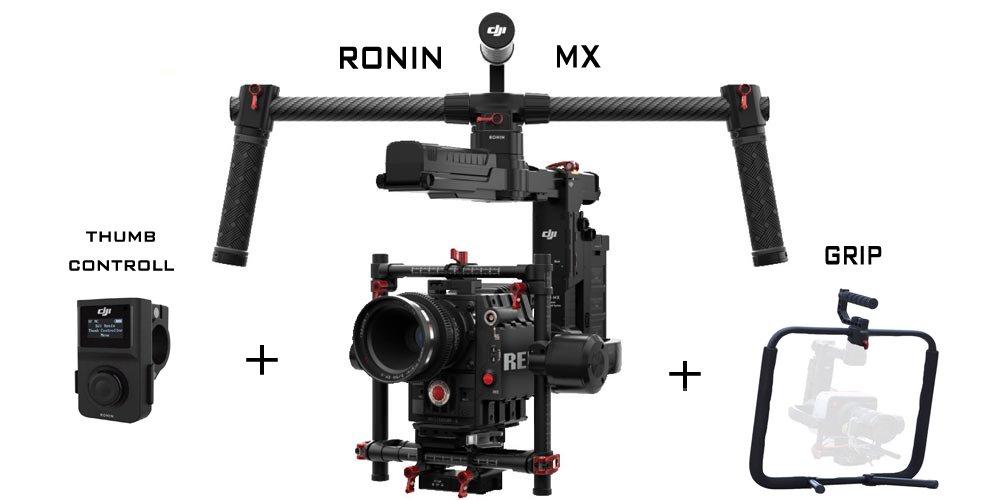 Ronin Mx + Grip + Thumb Control