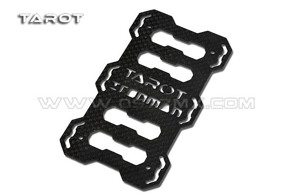 TL65B03 - CARBON FIBER BATTERY MOUNT FOR 650 QUADCOPTER